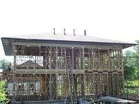 Проектирование и строительство быстросборных домов по каркасной технологии