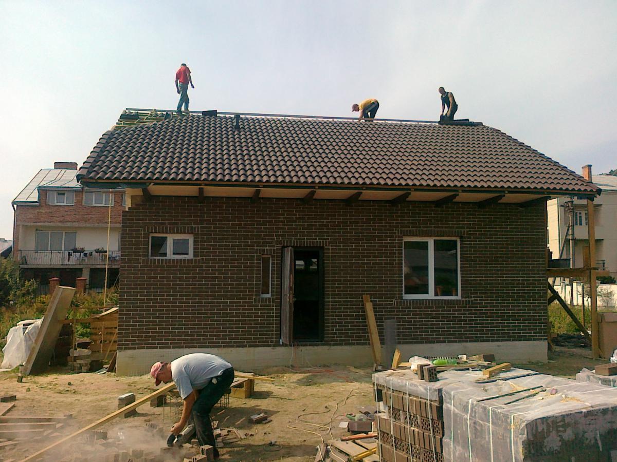 Строительство тёплых домов